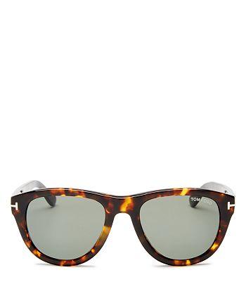 Tom Ford - Men's Benedict Square Sunglasses, 53mm