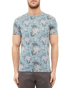 Ted Baker Mestay Tropical Print Tee