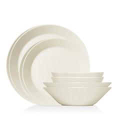 Iittalap Teema White 16-Piece Dinnerware Set - Bloomingdale's Registry_0