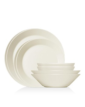 Iittala - Teema White 16-Piece Dinnerware Set
