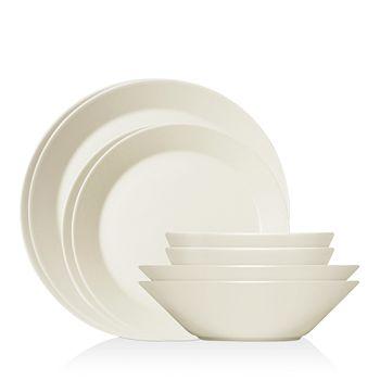 Iittala - Teema White 16-Piece Dinnerware Set