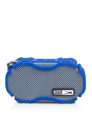 ALTEC LANSING Baby Boom Speaker in Cobalt Blue