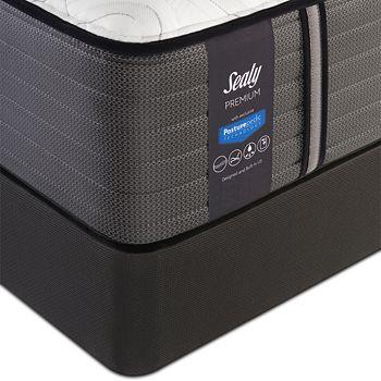 Sealy Posturepedic - Exuberant Cushion Firm TT Twin Mattress & Box Spring Set