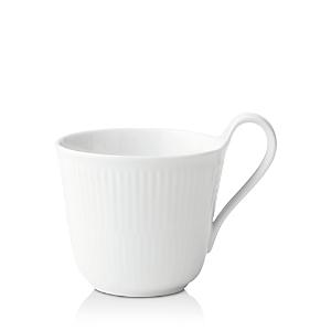 Royal Copenhagen White Fluted Mug