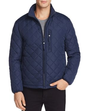 Marc New York Humboldt 2-in-1 Quilted Bomber Jacket