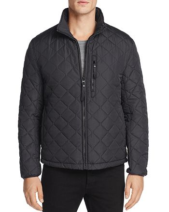 Marc New York - Humboldt 2-in-1 Quilted Bomber Jacket