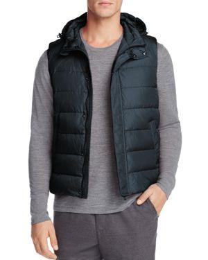 Herno Hooded Puffer Vest