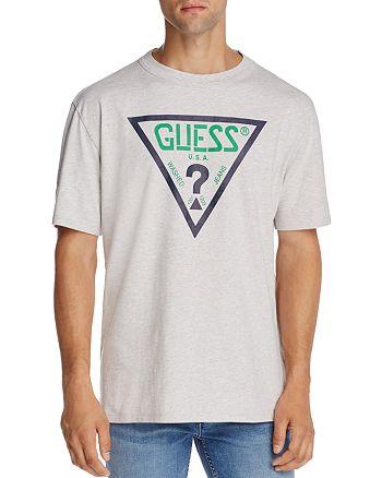 GUESS - Short Sleeve Vintage Logo Tee - 100% Exclusive