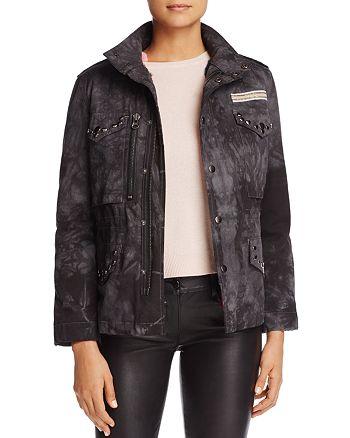 Jocelyn - Rabbit Fur Vest & Field Jacket - 100% Exclusive