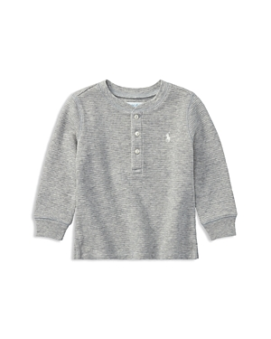 Ralph Lauren Childrenswear Boys Henley Shirt  Baby