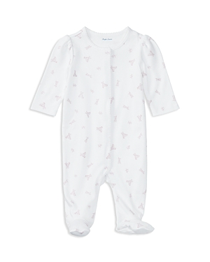 Ralph Lauren Childrenswear Girls Printed Coverall  Baby