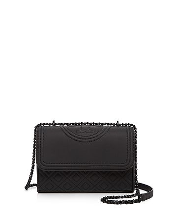 4d84cdb9c17f Tory Burch Fleming Convertible Matte Shoulder Bag