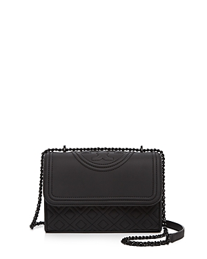 Tory Burch Fleming Convertible Matte Shoulder Bag
