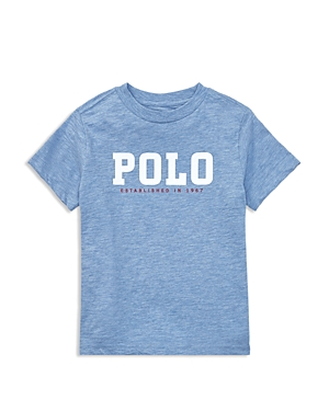 Ralph Lauren Childrenswear Boys Polo Tee  Big Kid