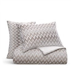 Bloomingdale's Essentials Chevron Comforter Sets - 100% Exclusive - Bloomingdale's Registry_0