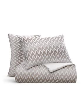 Bloomingdale's Essentials - Chevron Comforter Sets - 100% Exclusive