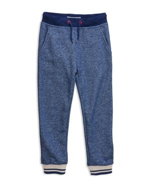 Sovereign Code Boys' Contrast French Terry Joggers - Little Kid, Big Kid