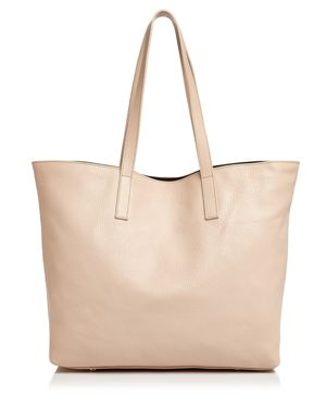 Aqua Pebbled Leather Tote - 100% Exclusive 2828571