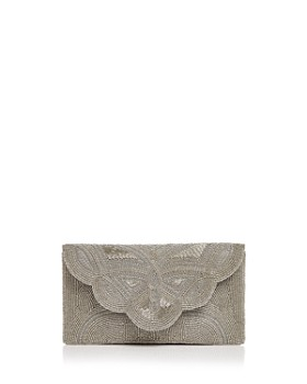 From St Xavier - Barbara Beaded Clutch