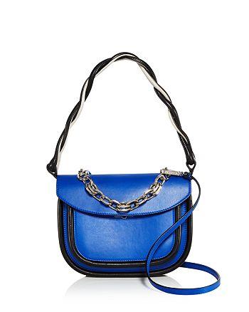 Marni - Titan Leather Shoulder Bag