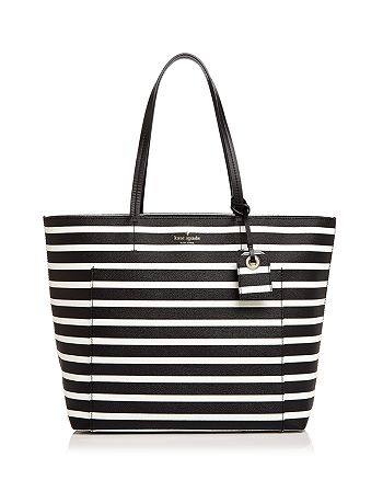 kate spade new york - Hyde Lane Stripe Riley Tote