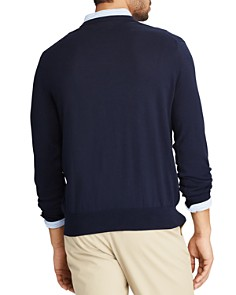 Polo Ralph Lauren - V-Neck Cotton Sweater