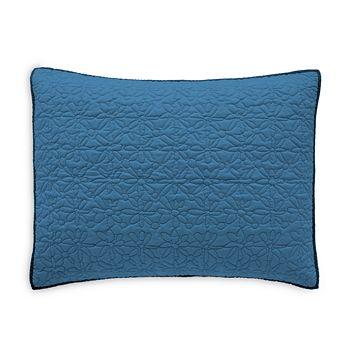 bluebellgray - Fern Quilted King Sham