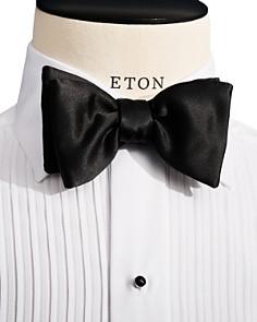 Eton - Satin Pre-Tied Bow Tie