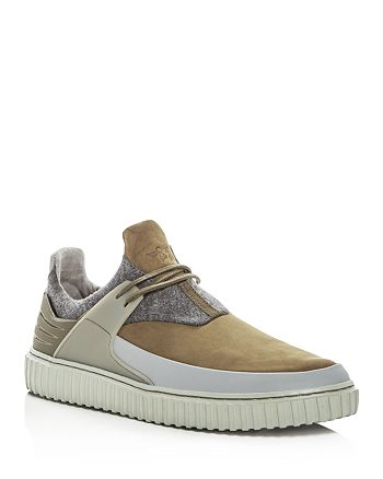 Creative Recreation - Men's Castucci Mixed Media Lace Up Sneakers