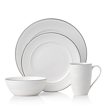 kate spade new york - York Avenue 4 Piece Place Setting - 100% Exclusive