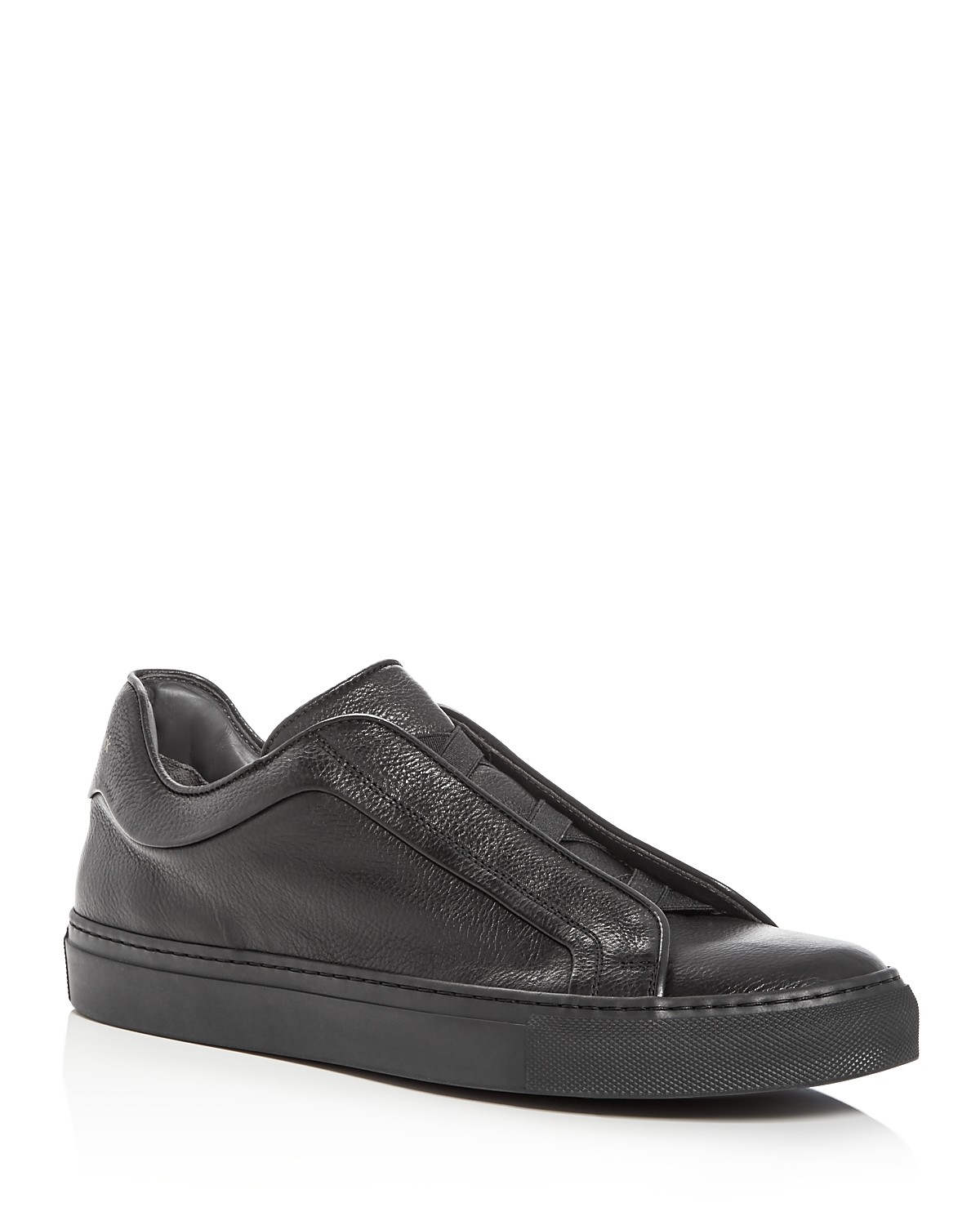 To Boot Men's Cliff Leather Slip-On Sneakers CibYOEVcWq