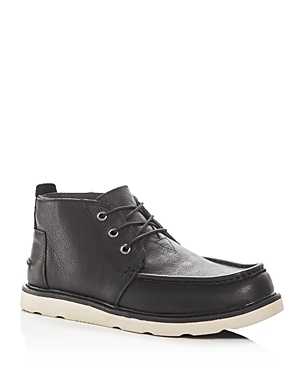 Toms Men's Leather Chukka Boots
