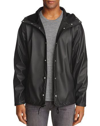 Herschel Supply Co. - Coach Hooded Rain Jacket