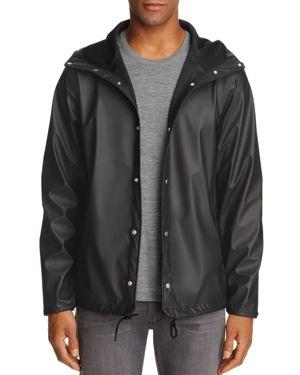 Herschel Supply Co. Coach Hooded Rain Jacket
