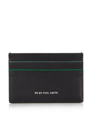 Paul Smith Accent Slot Card Case