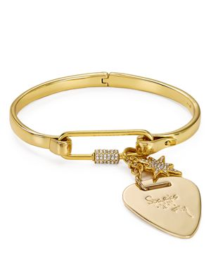 Rebecca Minkoff Guitar Pick Hinge Bangle 2678866