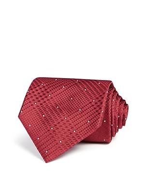Armani Collezioni Dotted Classic Tie