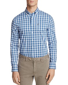 Johnnie-O Long Sleeve Button-Down Regular Fit Shirt - Bloomingdale's_0