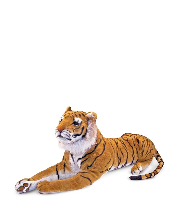 Melissa & Doug - Plush Tiger - Ages 3+