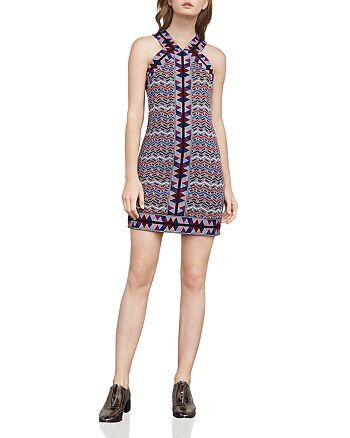 BCBGMAXAZRIA - Tesa Jacquard Dress