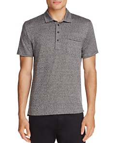 Billy Reid Smith Short Sleeve Polo Shirt - Bloomingdale's_0