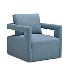 Bloomingdale's Artisan Collection - Everly Swivel Chair