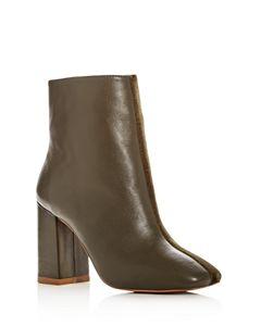 ef70e0c00620 Women s Britney 115 Leather High-Heel Platform Booties. Even More Options  (6). JAGGAR