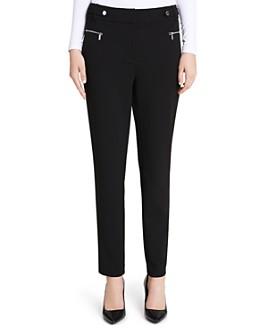 Calvin Klein - Slim Crepe Pants