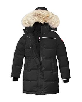 Canada Goose - Unisex Juniper Fur-Trimmed Hooded Parka - Big Kid