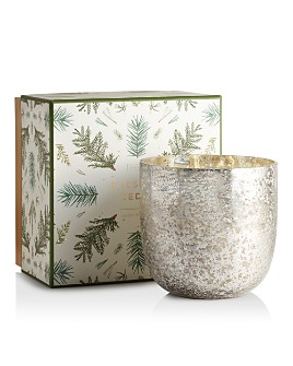 Illume - Balsam Cedar Luxe Mercury Boxed Candle