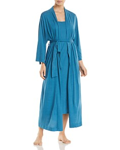 Natori Shangri La Knit Robe & Gown - Bloomingdale's_0