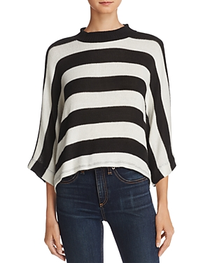 Splendid Rugby Stripe Sweater