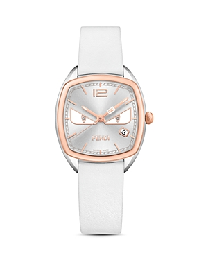 Fendi Momento Bugs Watch, 31.5mm