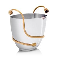 L'Objet Deco Leaves Champagne Bucket - Bloomingdale's_0